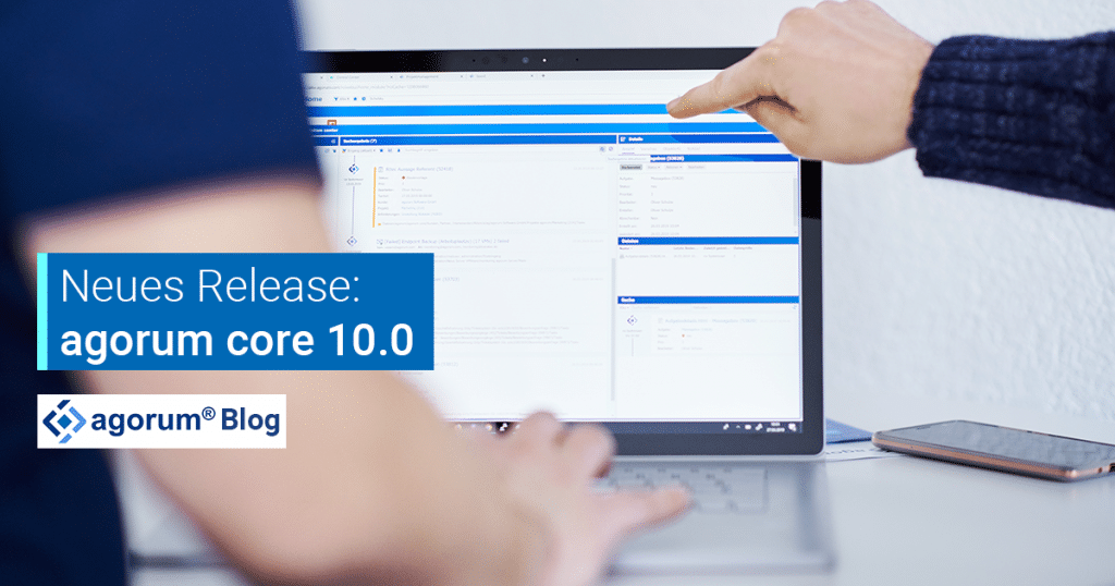 Neues Release: agorum core 10.0