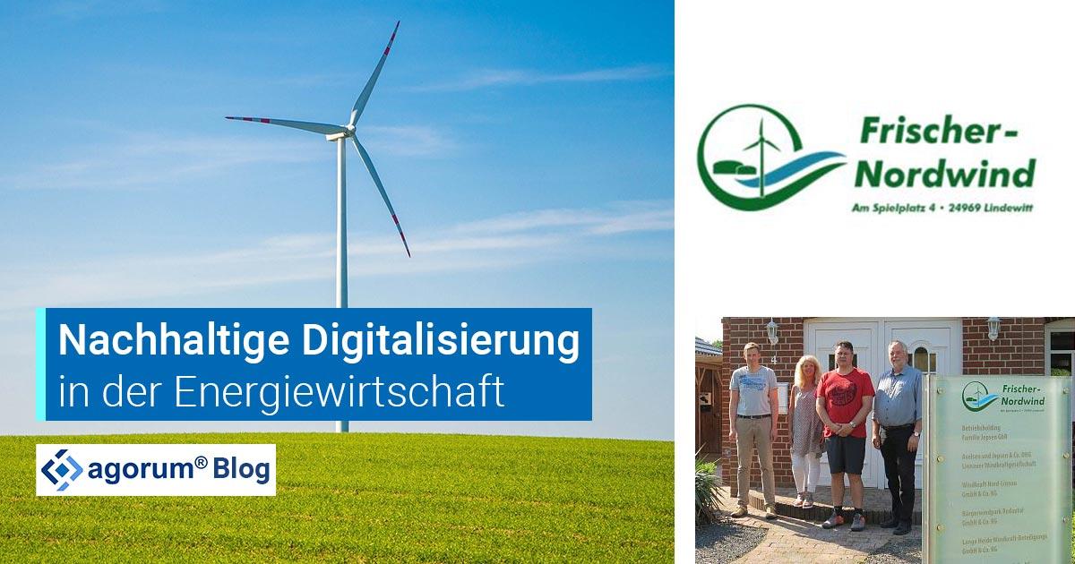 Nachhaltige Digitalisierung in der Energiewirtschaft