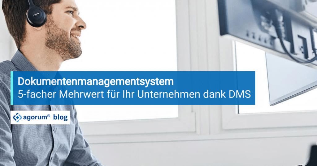 Dokumentmanagementsystem