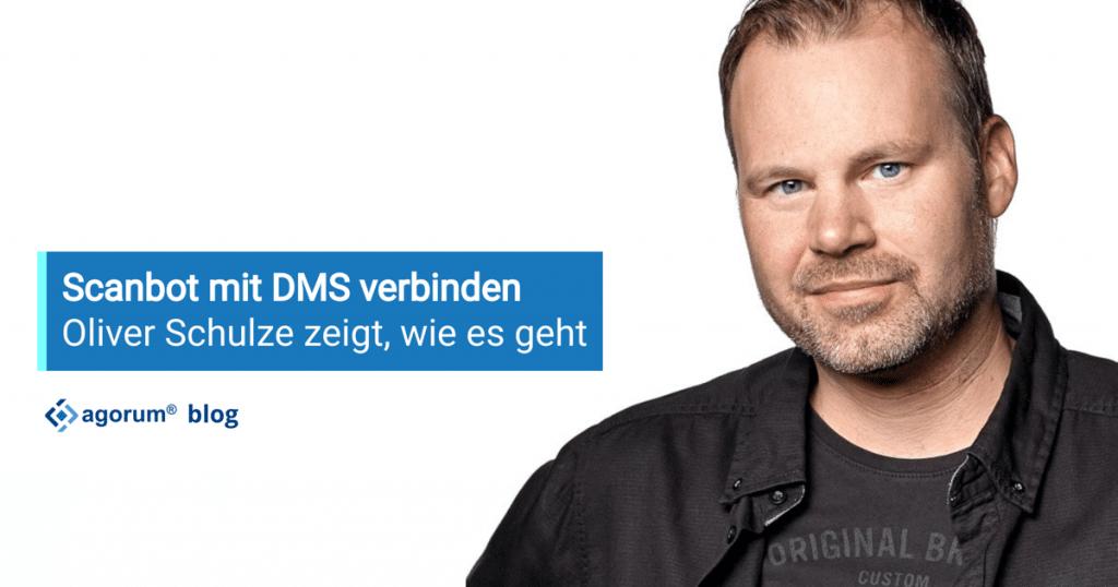 Scanbot mit DMS verbinden agorum core
