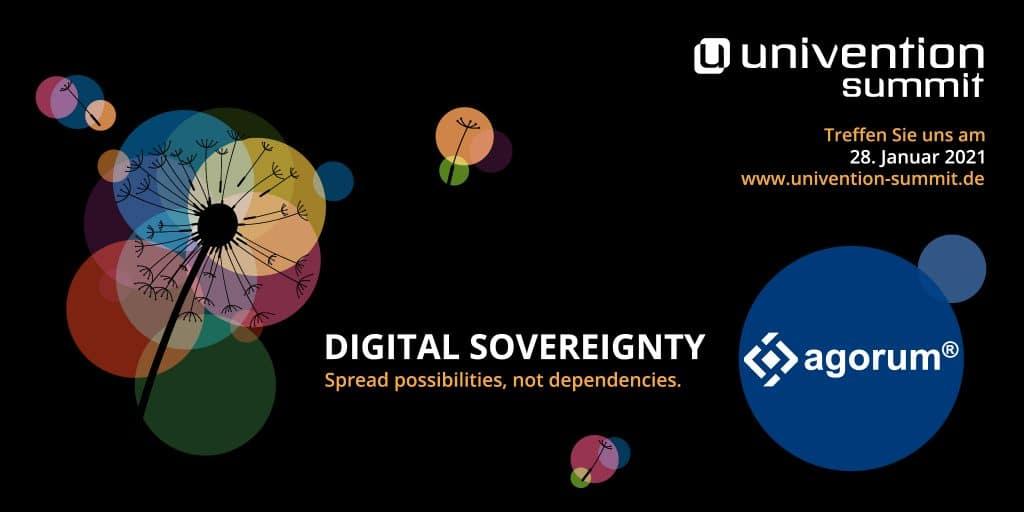Univention Summit 2021 - DIGITAL SOVEREIGNTY