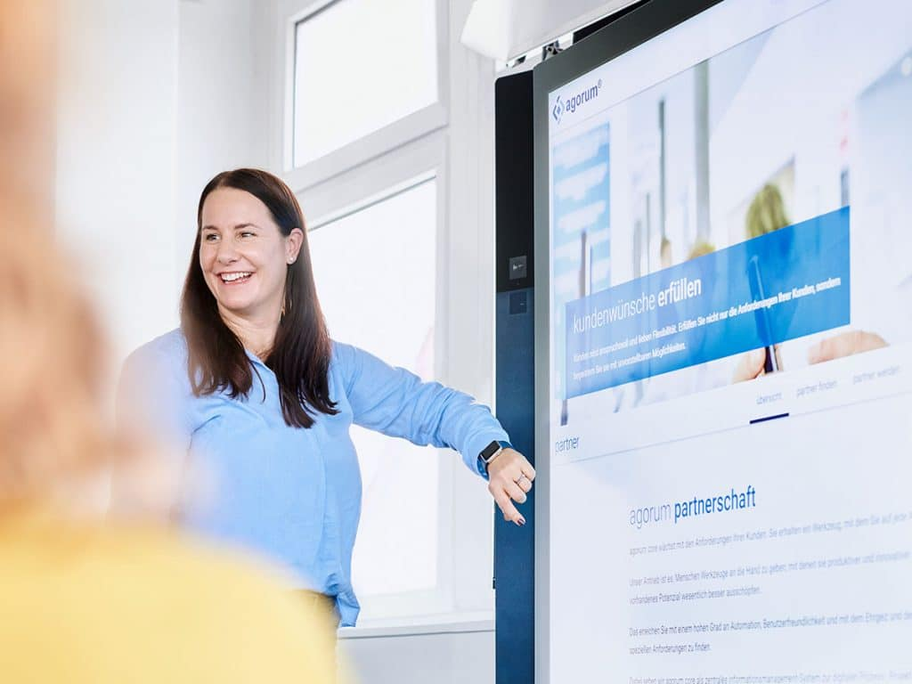 agorum DMS Partner Consulting Fortbildung Beratung Ostfildern