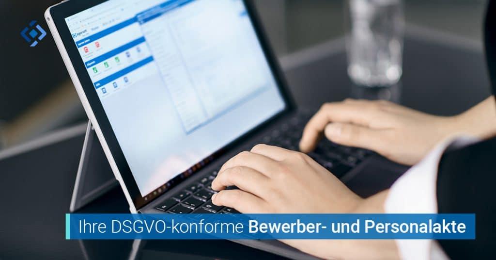 DSGVO-konforme Personalakte ins DMS integrieren