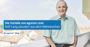 Die Vorteile von agorum core