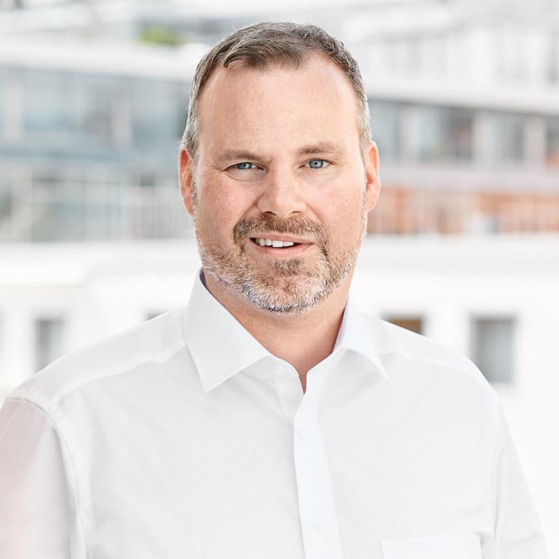 Oliver Schulze, Geschäftsführer agorum Software GmbH