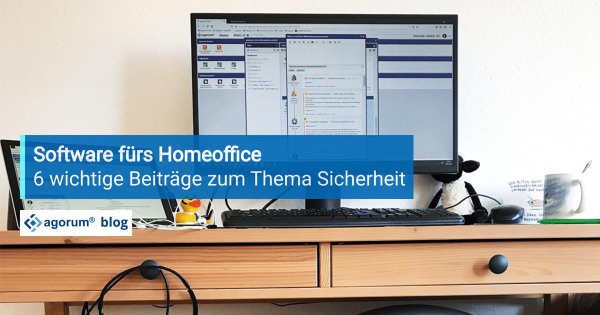Software fürs Homeoffice